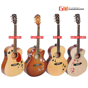 Guitar Sticker For Body 데코포인터 기타장식용 Sticker
